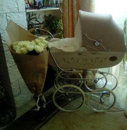 Ретро коляска Inglesina