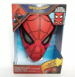Spiderman διαδραστική μάσκα παιχνιδιών