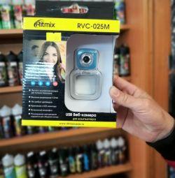 Веб камера Ritmix 025