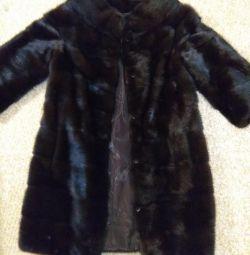 Mink παλτό 44-46