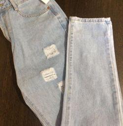 Jeans of Zara