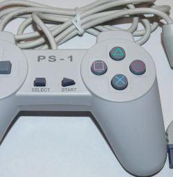 Playstation un joystick, nou, pachet
