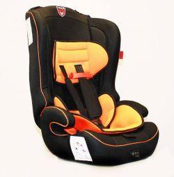 Pat pentru scaun auto Vixen Onyx Group 1-2-3
