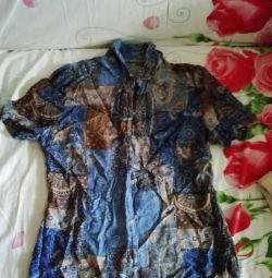 Γυναικεία πουκάμισο.