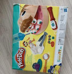 Παίξτε-Doh (Play Do) Κύριε Critter