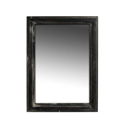 MIRROR SIMONE HM7063 GRAY PATINA 70X4X100