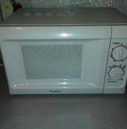 Microwave fusion