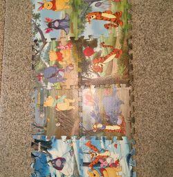 Mat Disney Developing Goal Times 59: 116 cm