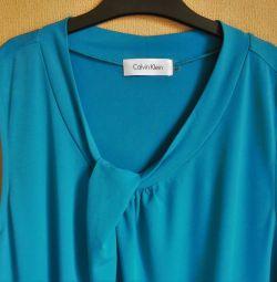 Νέο τοπ Calvin Klein ΗΠΑ μπλούζα πρωτότυπο
