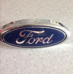 Ford Focus 2004 and up badge