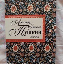 Книга Пушкин-Лирика