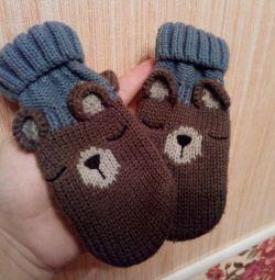 Γάντια τύπου Masekey