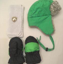 Зимняя шапка Kerry