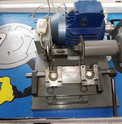 Key making machine