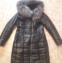 Куртка(пальто) зимнее.