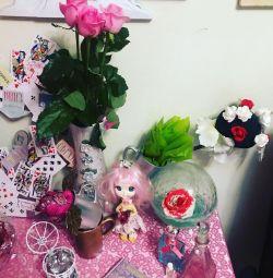 Tema pentru ziua de naștere a lui Alice în Țara Minunilor