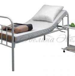 Кровать д/лежащих больных с подъемом голов.части