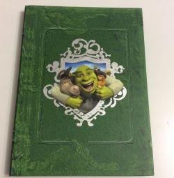 Shrek Album for Medallions