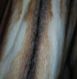 Fur coat new not used