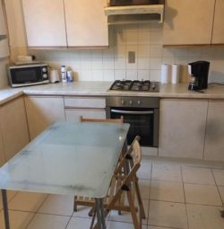 Double room in Fulham Broadway. £150 per week SW6. All bills included. London.