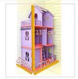 Dollhouse, el yapımı