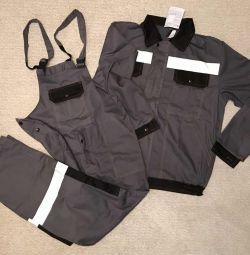 Suit worker summer (New)