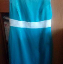 Bolero ile yeni elbise