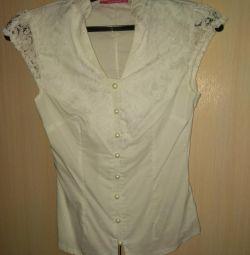 Новая блузка 42 размер