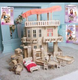 Замок для Барби