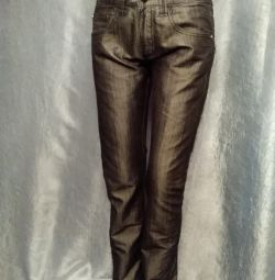 Jeans trousers new size 44-46