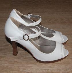 Pantofi din piele ori. 37