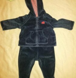 Mothercare suit 1-3mes