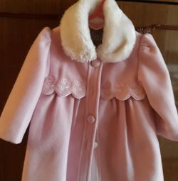 Very beautiful coat for a little princess