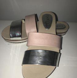 Nou. sandale soluție 38