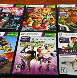 Xbox 360 Kinect Oyunları