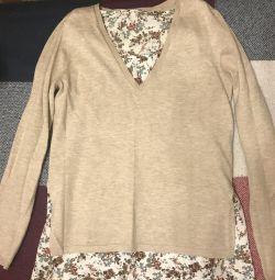 Pullover jacket zolla