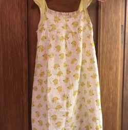 Детское платье сарафан