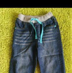 Blugi O'stin (pantaloni) în mod ideal