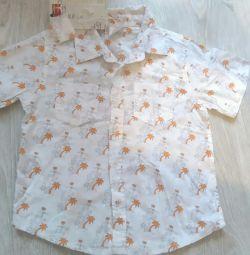 Новая рубашка Sela