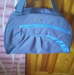 Αθλητική τσάντα Demix.