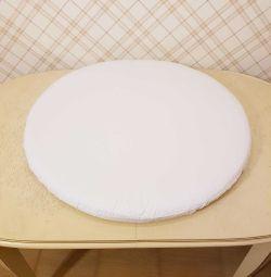 Foile rotunde ComfortBaby cu elastic de 71 cm