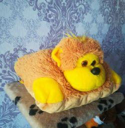 Παιχνίδι - μαξιλάρι - μαϊμού