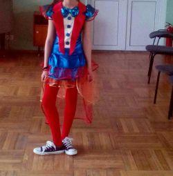 Performans için kostüm 134-150