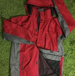 R.48-52. Jacket-windbreaker