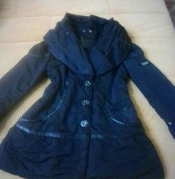 Down jacket-jacket