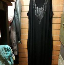 Rochia neagră este lungă