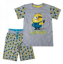 Детский новый комплект - пижама