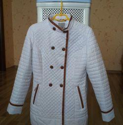 Жіноча нова куртка вітровка
