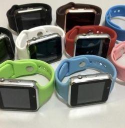 ✅ Smart ρολόι Α1 και w8 έξυπνο ρολόι