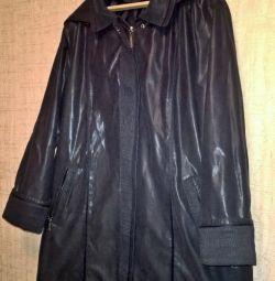 Ζεστό μπουφάν με κουκούλα, με επένδυση σελ. 50-54